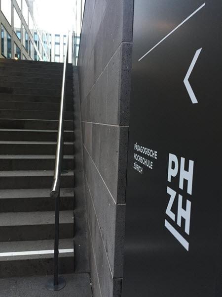 Fragmente von #Weiterbildung digital. Forschungsperspektiven – Veranstaltung in Zürich