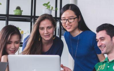 Modern, leistungsfähig, flexibel und motivierend: die neuen Lernplattformen bei Happy Students