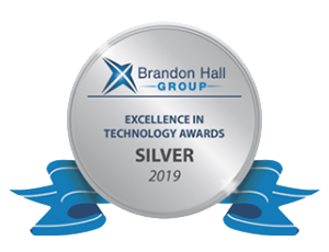 Excellence in Technology - Silver Award