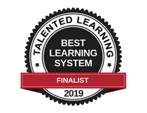 Best Learning System - Finalist 2019