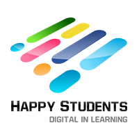 Happy Students - Digital in Learning
